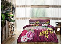 Комплект постельного белья ТАС Dulcea ранфорс 220-200