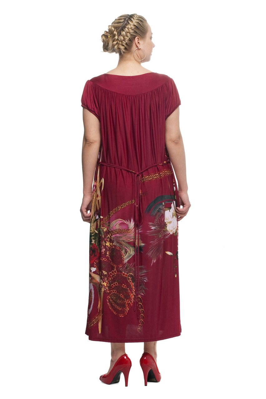 Купить Женское Платье Большого Размера В Интернет
