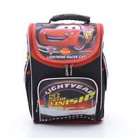 Рюкзак школьный McQueen черный