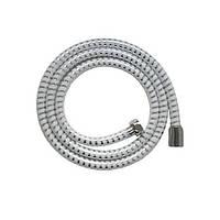 Шланг для душа AQUAVITA 3150 ПВХ біло-сріблястий SL-13 1,5 м