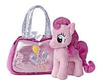Пони в сумке Пинки Пай Aurora World My Little Pony Pinkie Pie Cutie Mark Carrier