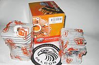 Цилиндр с поршнем Husqvarna (Хускварна) 240R/40 (5060106-07) для бензокос, покрытие никасил, серия PROFI