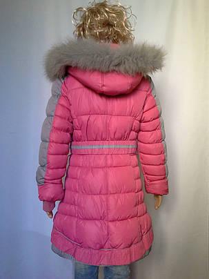 Куртка зимняя для девочки, фото 2