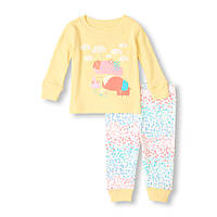 Пижамки для маленьких девочек 2-3-4-5 лет  The Children's Place (США)