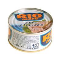 Тунец Rio Mare в собственном соку 80г
