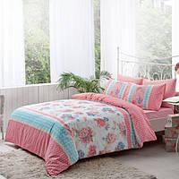 Комплект постельного белья ТАС Emma ранфорс 220-200, фото 1