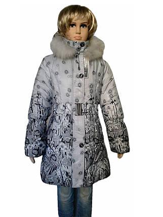 Пальто для девочек Маки, фото 2