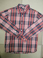 Оригинальная детская рубашка на мальчика Tommy Hilfiger