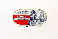 Шпрот Pirat в томатном соусе 170г