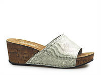 Шлепанцы женские кожаные Venezia 7770, фото 1