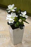 Искусственное растения Магнолия White 50 см