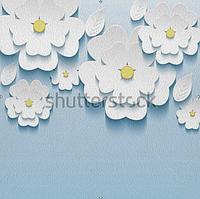 Фотообои, пример текстуры- ПЫЛЬ, винил горячего теснения на бумажной основе