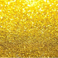 Глиттер золотой Light Gold (0,1 мм) 1/256, 1 кг