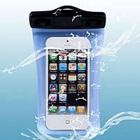 Водонепроницаемый чехол для мобильных устройств 15 см (Waterproof Bag), фото 1