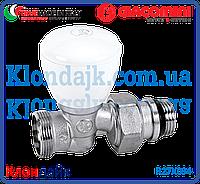 Giacomini ручной радиаторный кран прямой 1/2Х18