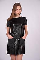 Жіноче плаття 10350-1 чорне ( Женское платье 10350-1), фото 1
