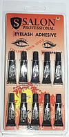 Клей для ресниц Salon Eyelash Adhesive 10 шт