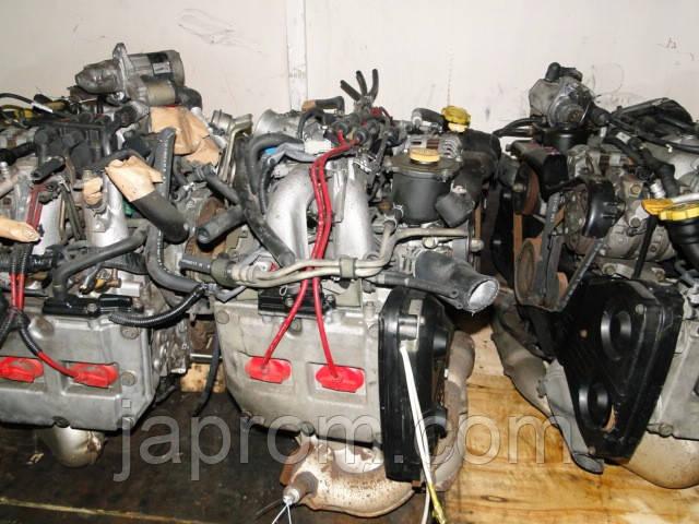 Мотор двигатель SUBARU 2.5 EJ25 FORESTER LEGACY