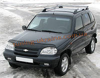 Рейлинги заводские на Chevrolet Niva 2002-2010