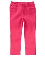 Джинсы розовые для девочки Crazy8, размер 12-18М