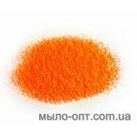Флуоресцентный глиттер неоновый оранжевый, 1 кг