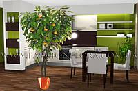 Искусственное Мандариновое дерево 180 см