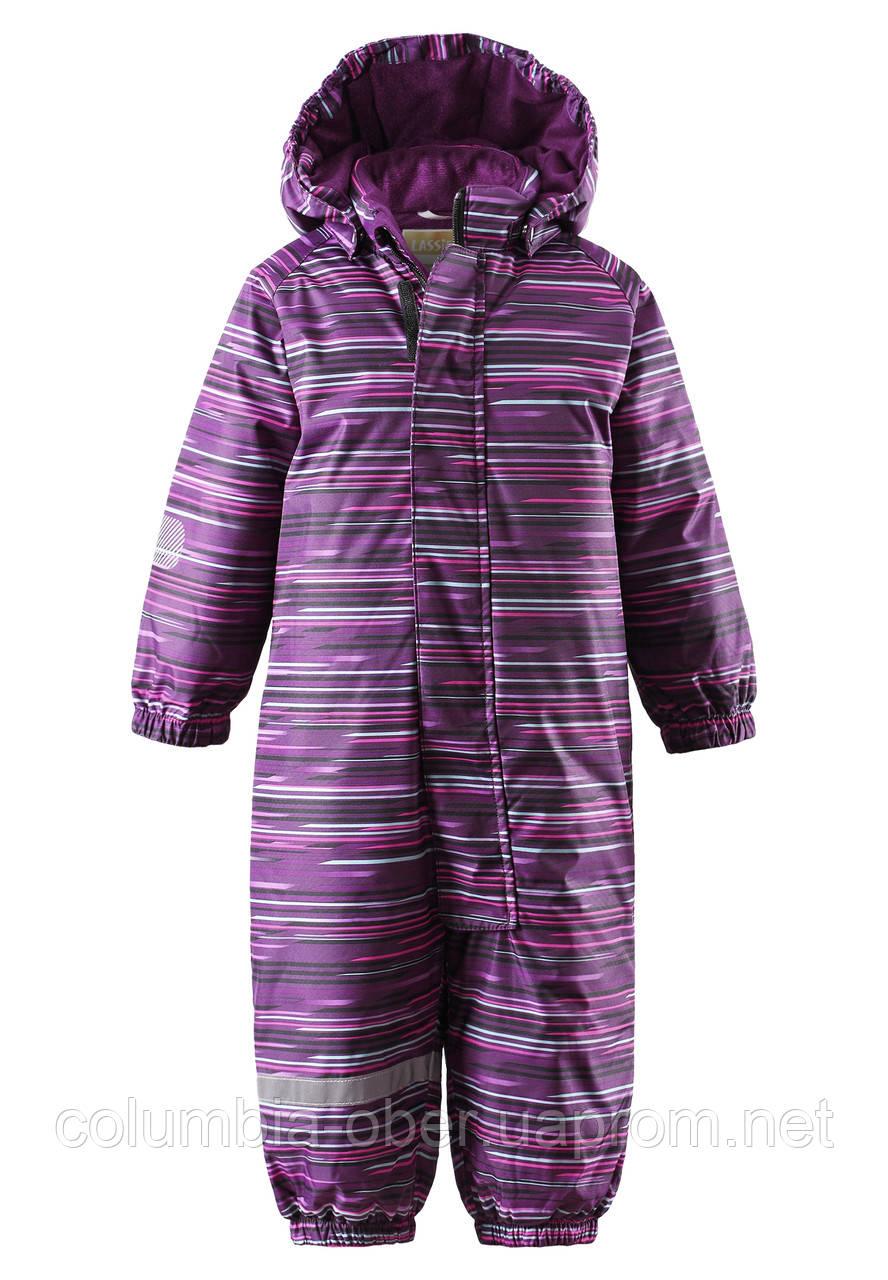 Зимний комбинезон для девочки Lassietec by Reima 710690 - 4981. Размеры 80 - 92.