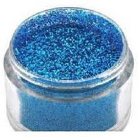 Блестки пищевые Голубой топаз, 500 грамм