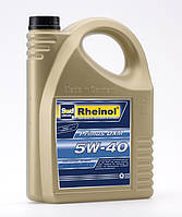 Масло Rheinol Primus DXM SAE 5W-40, емкость 5л