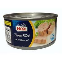Тунец Nixe целый в масле 80 гр