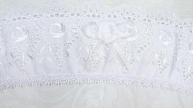 Украшение постельного белья «Ажурный»