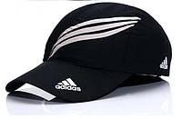 Оригінальна дихаюча бейсболка Adidas чорний, фото 1