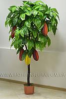 Искусственное дерево Какао с плодами 170 см