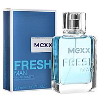 Mexx Fresh M EDT 30 ml Туалетная вода (оригинал подлинник  Германия)