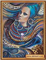 Набор для вышивания бисером Цвета Африки AB-359