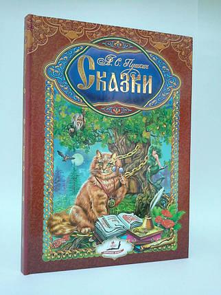 Пегас Пушкин Сказки, фото 2