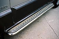 Боковые пороги Audi