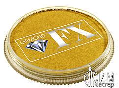 Аквагрим Diamond FX металлик золото