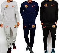 Спортивный костюм Барселона xxxl, серый