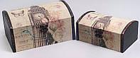 Набор деревянных шкатулок 2шт Bonadi 405-169