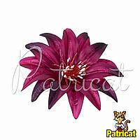 Цветы Крокус Cbhtytdsq из ткани 13 см 1 шт
