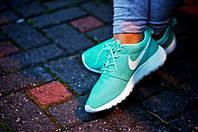 """Женские кроссовки Nike Roshe Run """"Mint"""", мятные, размер 36, 37, 38, 39"""