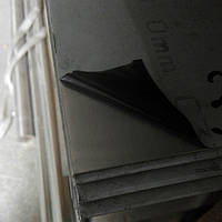 Лист нержавеющий 0,8 мм (1,0х2,0) 4N+PVC шлифованный