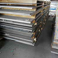 Лист нержавеющий 1 мм (1,5х3,0) 4N+PVC 430 шлифованный