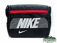 Модная сумка на плечо Niкe черная