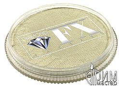 Аквагрим Diamond FX металлик Золото Сахара