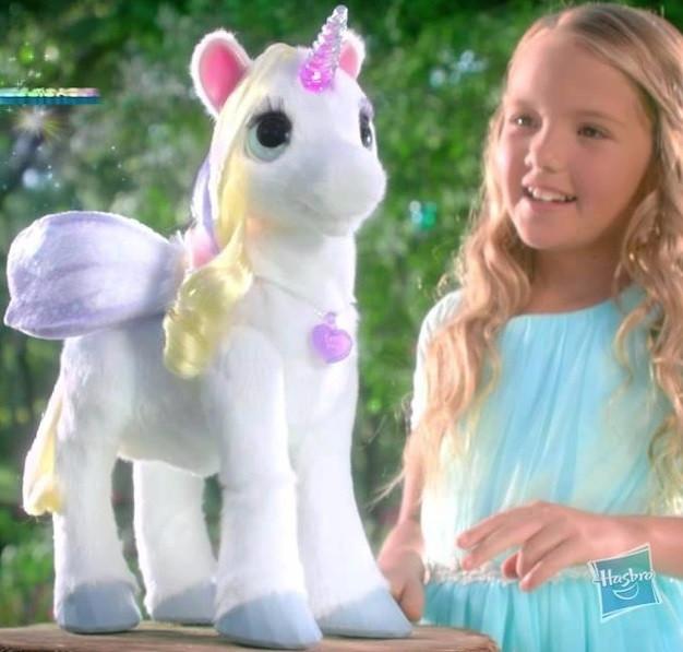 Интерактивный Единорог Волшебный Старлили, Hasbro Furreal Friends Starlily, My Magical Unicorn