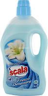 Scala 4000 ml Ammorbidentee Fiordaliso E Gardenia / Ополаскиватель одежды (гардения) на 50 стирок