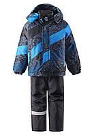 Зимний костюм для мальчика Lassie by Reima 723693B-6741. Размер 104 - 140.