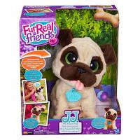 Интерактивный игривый щенок Мопс, J.J. My Jumping Pug серии FurReal Friends